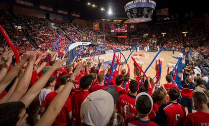 image for University of Richmond Men's Basketball Game (November 29–February 24)