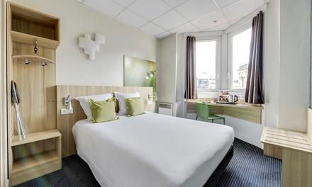 Lille: tweepersoonskamer met ontbijt voor 2 pers. bij Balladins Lille