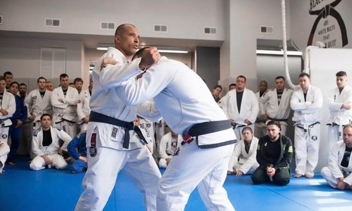 Redzovic Jiu-Jitsu Lincoln Park - DePaul: 5 or 10 Jiu-Jitsu Classes at Redzovic Jiu-Jitsu Lincoln Park (Up to 81% Off)