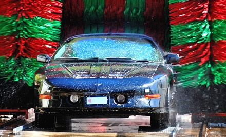 One or Three Groupons, Each Good for One Ultra Saver Car Wash with Rain-X at City Car Wash (45% Off)