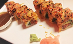OTOBO Sushi & Bar: $19 for $40 Worth of Sushi at OTOBO Sushi & Bar
