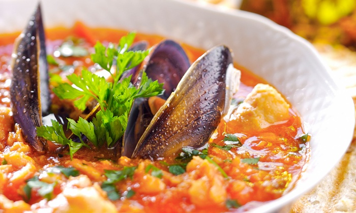 RoccoVino's - Carol Stream: Italian Dinner for Two or More at RoccoVino's Carol Stream (Up to47%Off). Two Options Available.