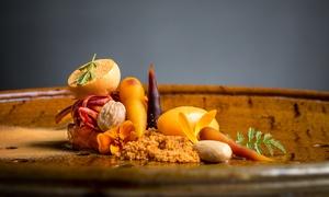 De Kromme Watergang BE - Michelin Team: 2 étoiles Michelin: profitez d'un dîner à six plats du chef, au choix, y compris hébergement chez De Kromme Watergang