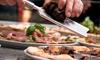 BASILICO FRESCO - Thiene: Pizza gourmet all you can eat con patanegra, tartare di tonno fresco, gamberi rossi e carpaccio di branzino