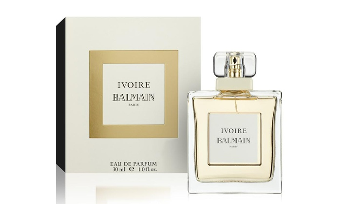 Pierre Balmain Ivoire Eau de Parfum for Women (1 Fl. Oz.)