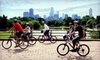 Bike Chicago - Multiple Locations: $19 for a Presidential Bike Tour from Bike and Roll Chicago (Up to $39 Value)