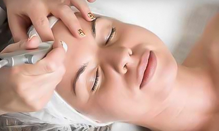 Image Renu at Walnut Hill - Dallas: $49 for Microdermabrasion and Mini Facial at Image ReNu at Walnut Hill ($170 Value)