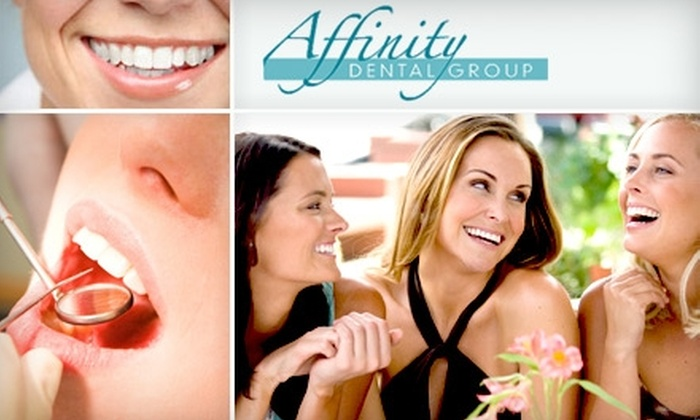 Affinity Dental Group - Oak Commons Medical Park: $59 Consultation, Exam, Cleaning, and X-rays from Affinity Dental Group ($294 Value)