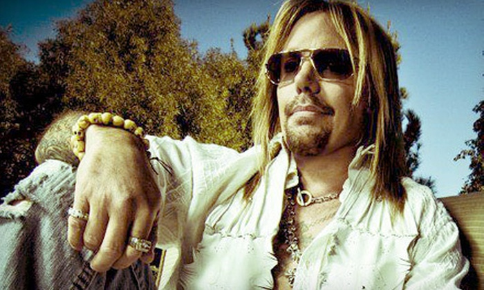 Vince Neil with Downtread - Lakeview: $9 for Vince Neil and Downtread Concert at the Cubby Bear on April 27 at 9 p.m. (Up to $39.63 Value)