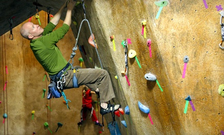 Rock Climbing and Belay Certification Class for 1 (a $35 value) - The Gravity Vault in Chatham
