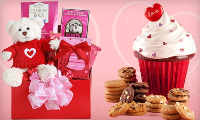 Cherry Moon Farms: $15 for $30 Worth of Candies, Cookies, Chocolates, and Gifts for Valentine's Day from Cherry Moon Farms