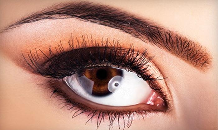 Skin N Beyond - Coral Springs: Eyelash Extensions or Permanent Eyeliner at Skin N Beyond in Coral Springs (Up to 67% Off)