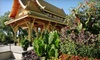 Olbrich Botanical Gardens - Madison: $25 for a One-Year Garden Family Membership to the Olbrich Botanical Gardens ($55 Value)