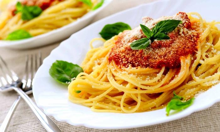 Luigi's Restaurant - Luigi's Restaurant: Italian Food and Non-Alcoholic Beverages at Luigi's Restaurant (Up to 50% Off). Two Options Available