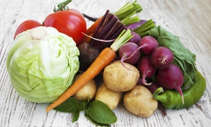 Raw Is Life: $20 for $35 Worth of Raw Vegetables — RAW is LIFE juice & smoothies café
