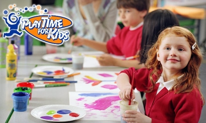 PlayTime for Kids - Town Center: Membership and Childcare at PlayTime for Kids. Choose from Three Options.