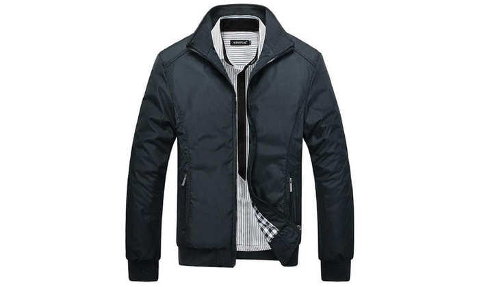 Giacca Da Camera Uomo Prezzo : Fino a su giacca harrington da uomo groupon