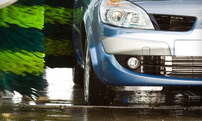 Seal Plus Auto Detail - Toledo: $20 for Five Soft-Touch-Plus Car Washes at Seal Plus Auto Detail