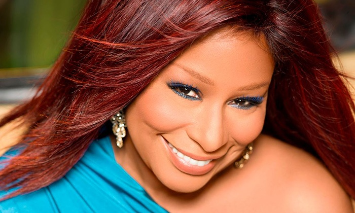 An Evening with Chaka Khan - Arena Theatre: An Evening with Chaka Khan for Two at Arena Theatre on May 1 at 8 p.m. (Up to 51% Off)