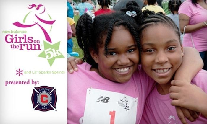"""Girls On The Run Chicago - Bedford Park: Sponsor a Girl for """"Girls on the Run Chicago"""" After-School Program"""