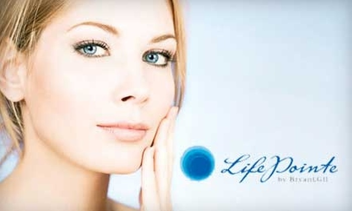 The Spa at LifePointe - Lincoln: $99 For Three Sessions of Laser Hair Removal at The Spa at LifePointe (A $375 Value)