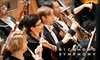"""Richmond Symphony - City Center: $20 for a Ticket to Richmond Symphony's """"Jefferson, In His Own Words"""" on Saturday, November 13 or Sunday, November 14 ($40 Value)"""
