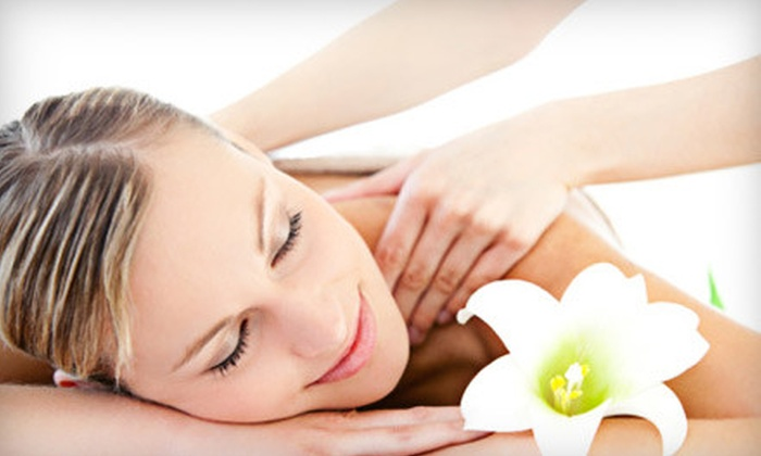 Active Edge Massage Therapy - Harrisburg Town Center: One, Three, or Five Custom 60-Minute Massages at Active Edge Massage Therapy (Up to 51% Off)