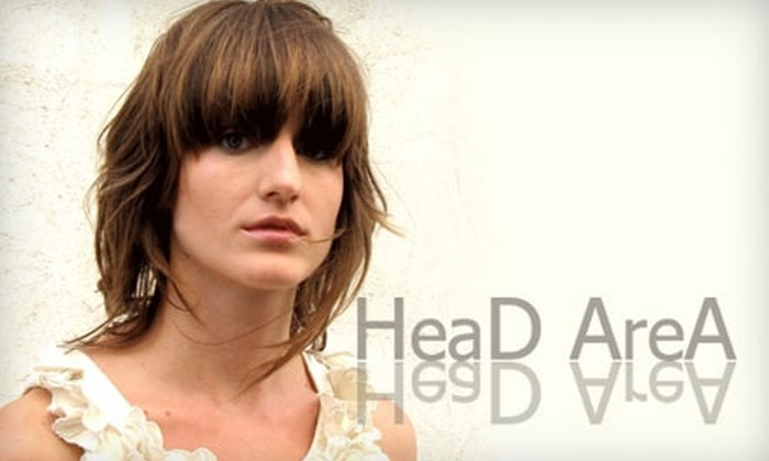 HeaD AreA - Washington Square West: $35 for a Deep-Conditioning Treatment, Blow Dry, and Style at HeaD AreA