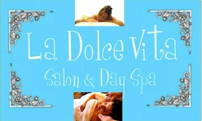 La Dolce Vita Salon - Back Bay: 72% Off 4 Salon Treatments at La Dolce Vita Salon