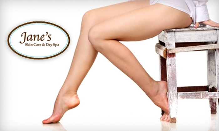 Jane's Skin Care & Day Spa - Transitional: $49 for $100 Worth of Laser Hair-Removal Services at Jane's Skin Care & Day Spa