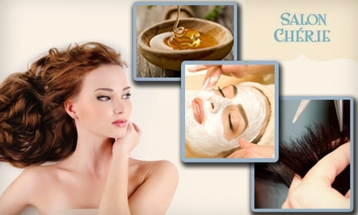 Salon Cherie - West Lake Hills: $45 for Your Choice of Two Services at Salon Cherie