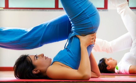 10 Drop-In Yoga Classes for Yoga Levels B 30, B 60, and I 60 - SAVY International in London
