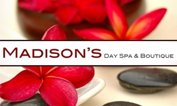 Madison's Day Spa & Boutique - Laguna Beach: $45 for $100 Worth of Spa Services at Madison's Day Spa & Boutique