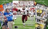 "Southeastern Gridiron Magazine - Fort Worth: One-Year Silver or Gold or Two-Year Gold Subscription to ""Southeastern Gridiron Magazine"" (Up to 75% Off)"