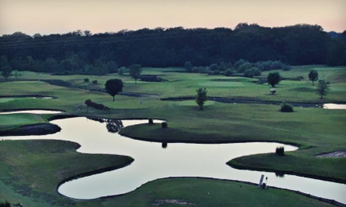 Perche Creek Golf Club - Katy: $19 for Three Rounds of Golf at Perche Creek Golf Club (Up to $42 Value)