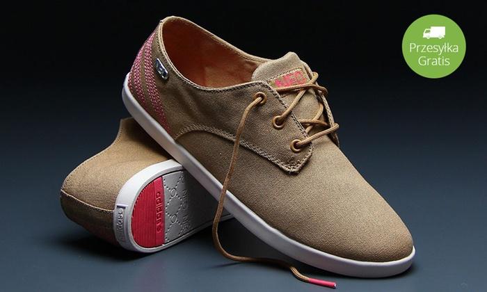 Buty damskie Adidas Calneo Desert: 10 rozmiarów | Groupon