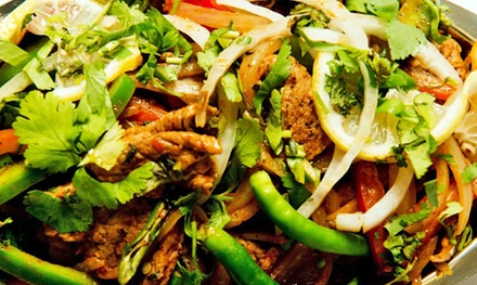 Indian Cuisine for Two or Four at The Golden Tiffin (40% Off)