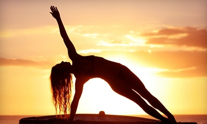Twist Vinyasa Yoga - Edmonds: $30 for One Month of Unlimited Yoga Classes at Twist Vinyasa Yoga in Edmonds ($109 Value)