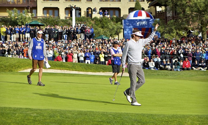 Farmers Insurance Open - Torrey Pines: $26 for a Farmers Insurance Open Outing for Two at Torrey Pines Golf Course in La Jolla (Up to $64 Value)