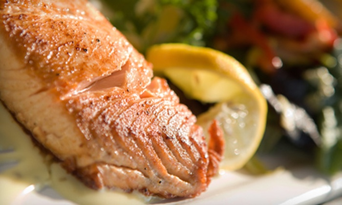 Rachel's Waterside Grill - Freeport: Local Seafood Fare for Dinner or Lunch at Rachel's Waterside Grill in Freeport