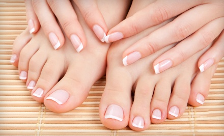 Mani-Pedi Package (a $80 value) - Renew Beauty Med Spa in Toronto