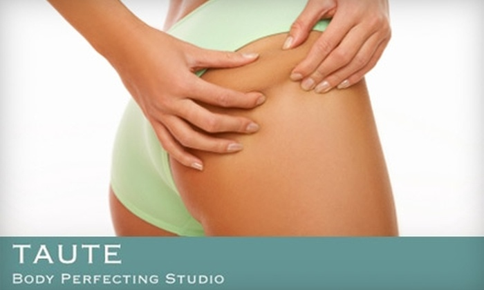 TAUTE - Los Gatos: $180 for Eight Endermologie Lipomassage Sessions Plus Endermologie Suit at TAUTE