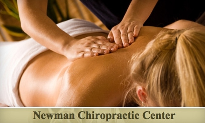 Hampton Newman Chiropractic - Hampton: $45 for a One-Hour Massage and Chiropractic Consultation at Hampton Newman Chiropractic (Up to $240 Value)