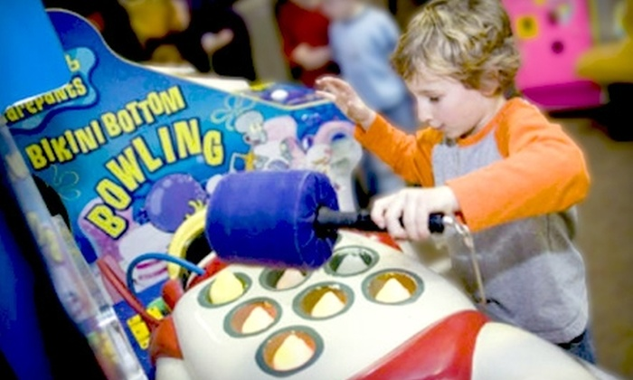 Funigan's Family Fun Center - Winston-Salem: $30 for Family Fun Pack #2 at Funigan's Family Fun Center in Winston-Salem