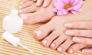 Beauté originails: Beauté des mains ou des pieds avec vernis semi-permanent ou beauté des pieds complète dès 24,90 € chez Beauté originails