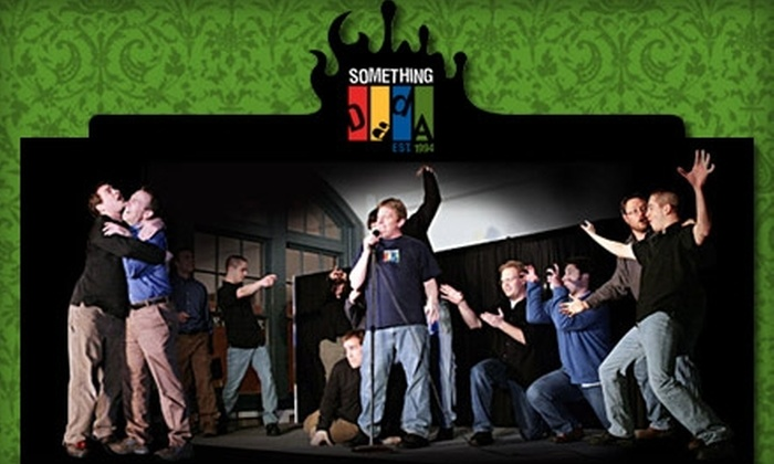 Something Dada - Downtown: $5 Admission to Something Dada Improv Comedy Show