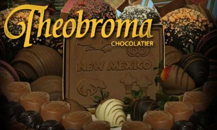 Theobroma Chocolatier - Glenwood Hills: $9 for $20 Worth of Chocolates, Candies, Desserts, and More at Theobroma Chocolatier