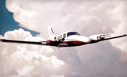 Introduction to Flight Course (a $299 total value) - New Horizons Aviation in Reading