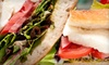 Aztec Cafe - Downtown Santa Fe: $10 for $20 Worth of Internationally Inspired Café Fare at Aztec Cafe