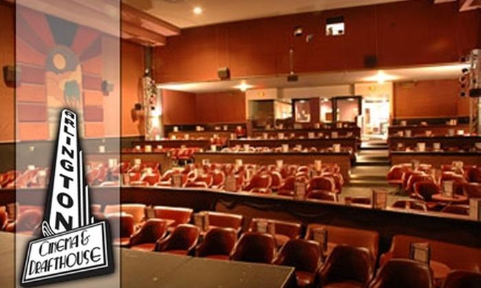 Arlington Cinema & Drafthouse - Arlington Heights: $40 for 10 VIP Passes to Comedy Club Shows at Arlington Cinema & Drafthouse